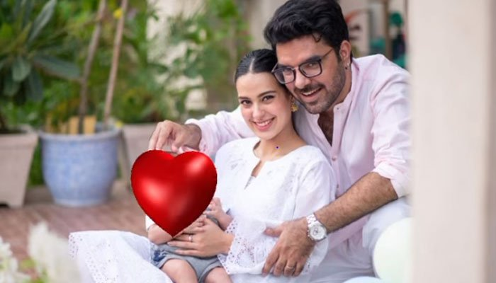 Yasir Hussain, Iqra Aziz have not shared son Kabirs photo for this reason