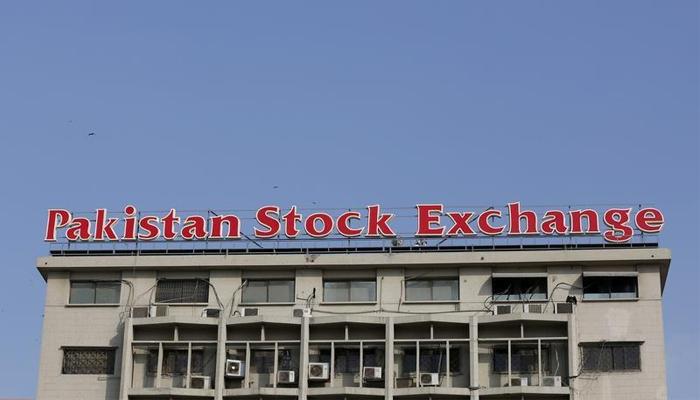 Pakistan Stock Exchange. — Reuters/File