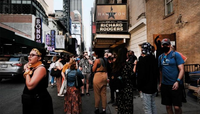 Broadway celebrates the return of some of its biggest musicals