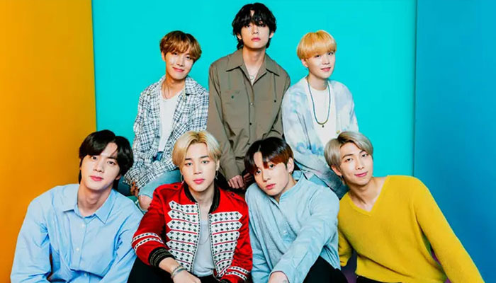BTS honoured with diplomatic passports