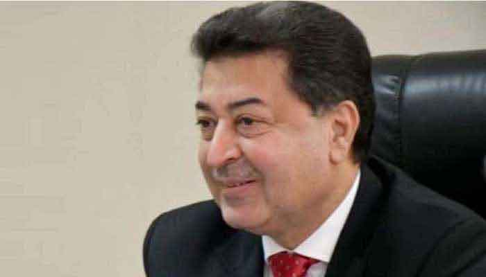 Chief Election Commissioner Sikandar Sultan Raja. File photo