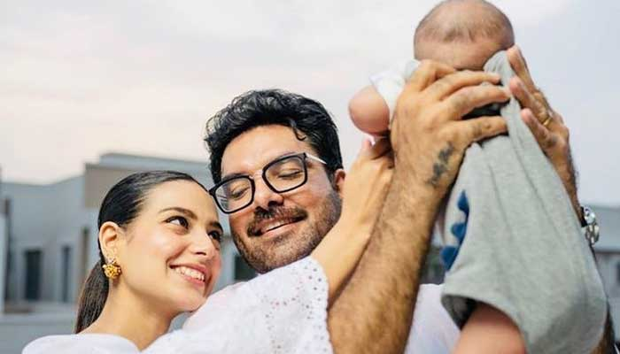 Iqra Aziz says she still can't believe she has become a mother