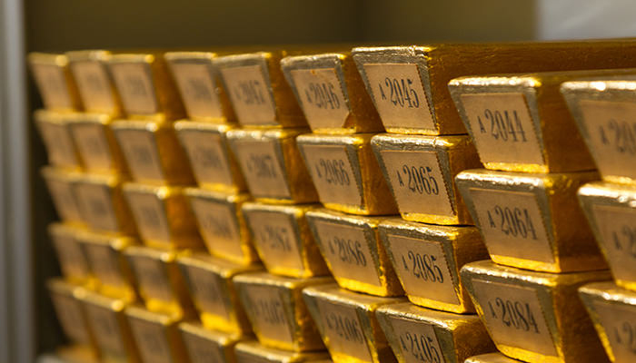 Gold rates in Pakistan are around Rs4,000 below cost compared to the gold rate in the Dubai market. — AFP/File