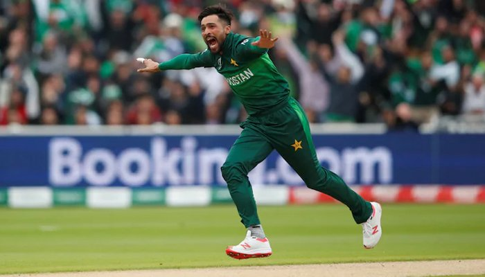 Mohammad Amir. — Reuters/File