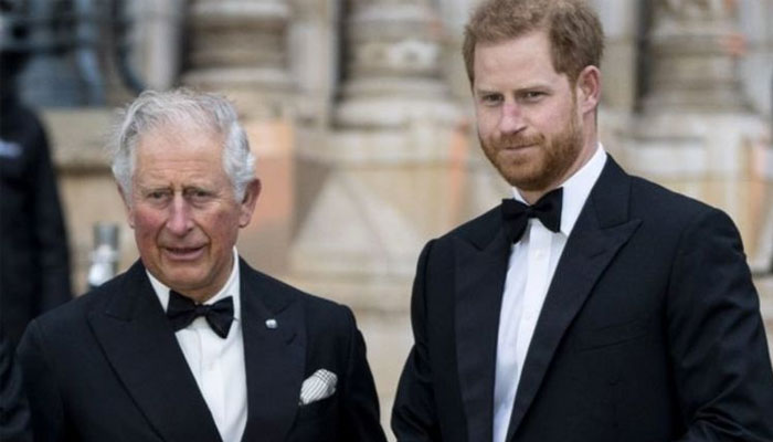 Prince Harry 'tensely preparing' for Prince Charles meeting: report