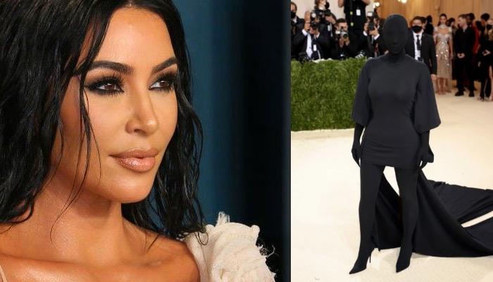 Kim Kardashian claps back at trolls criticising her Met Gala look