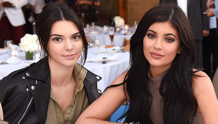 How did Kendall Jenner find out about Kylie Jenners second pregnancy?