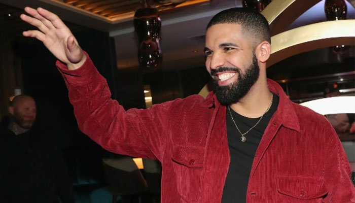 Drake shows off son Adonis' funny side with a heartwarming snap