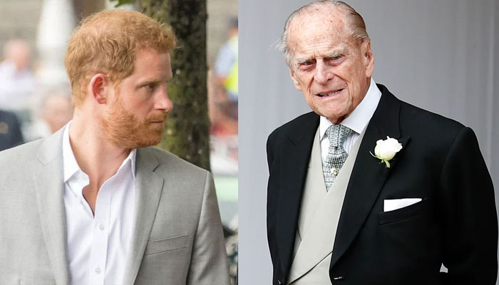 Prince Harry 'snubbed' Prince Philip's request at royal wedding: report