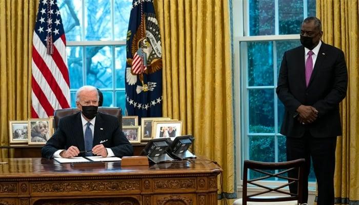 US President Joe Biden. — AFP/File