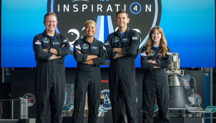 Many will follow: SpaceX sends all-civilian crew into orbit