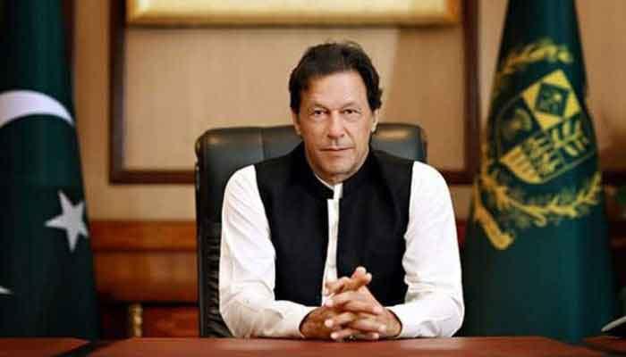Prime Minister Imran Khan.