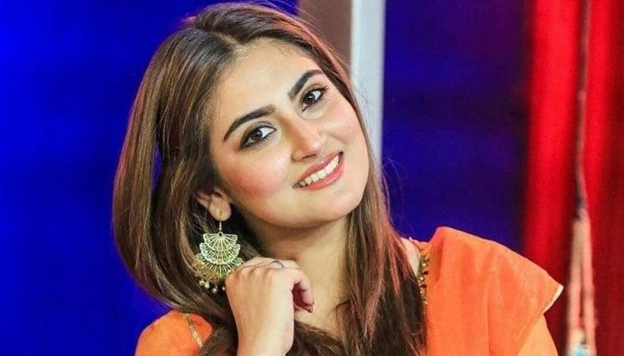 All of my dramas receive very good ratings: Hiba Bukhari