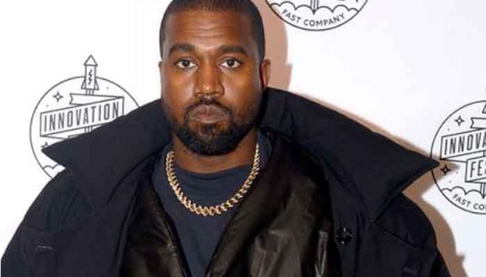 Kanye West shares Kim Kardashians Met Gala picture