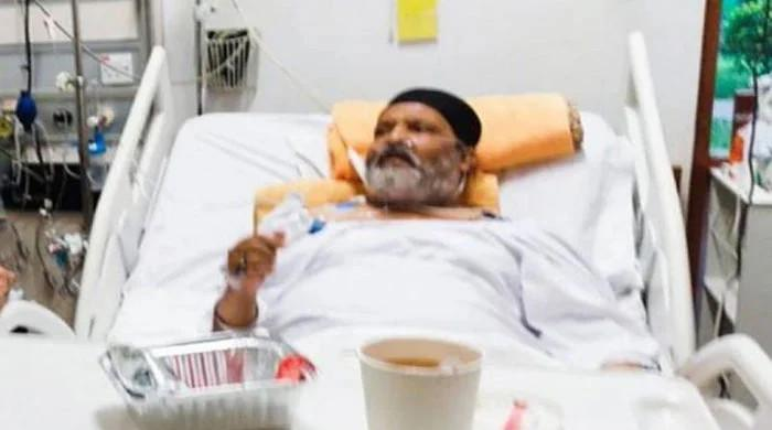 Preparations for Umer Sharif's treatment at US hospital completed: wife
