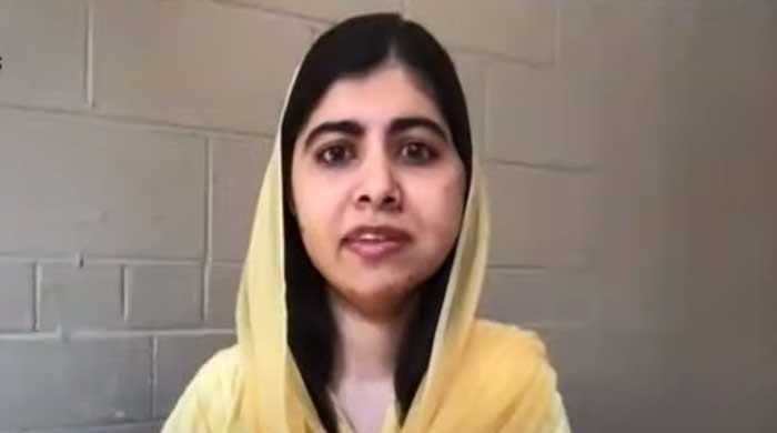 Malala urges Pakistan to welcome Afghan refugees, provide children education