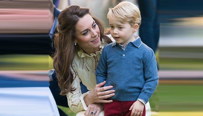 Kate Middletons son George may follow in Prince Harrys footsteps