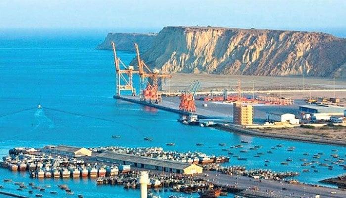 Gwadar port. Photo: File