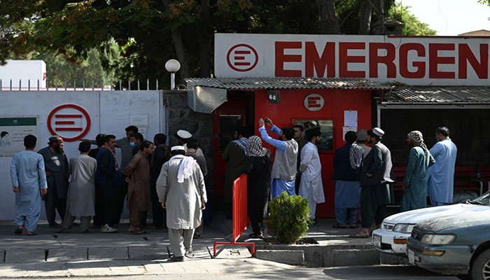 Patients in Afghanistan's different cities are in desperate need of various types of medicines, which are not available due to closure of borders with Pakistan and other neighbouring countries. Photo: File