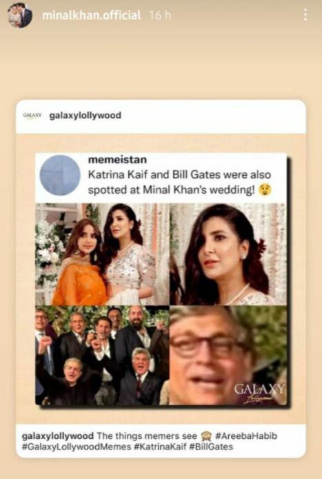 Katrina Kaif, Bill Gates doppelgangers spotted at Minal Khans wedding