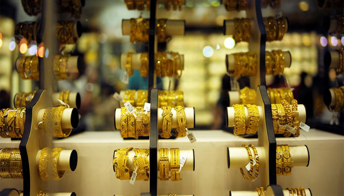 Gold prices fall in the local market