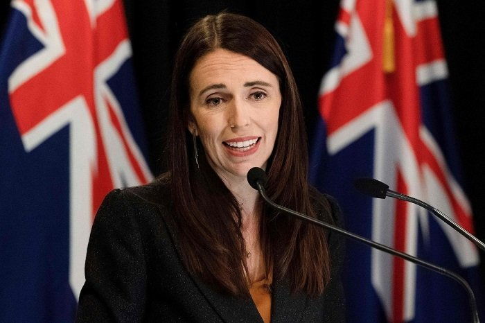 New Zealand PM Jacinda Arden calls players security paramount. Photo AFP