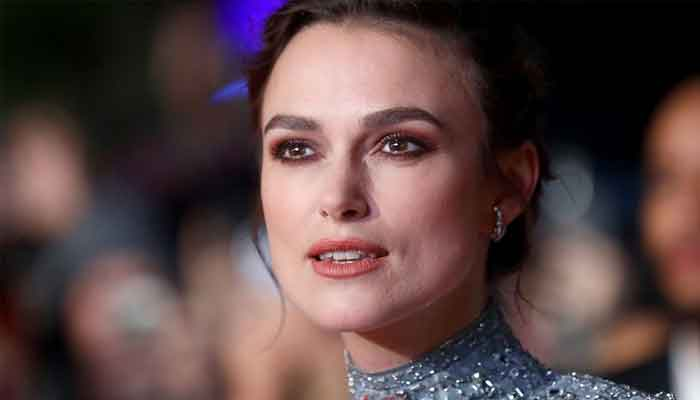 Keira Knightley braves a doomsday Christmas in Silent Night