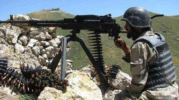 Two terrorists killed in North Waziristan operation