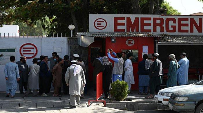 Healthcare in Afghanistan is falling apart since Taliban takeover
