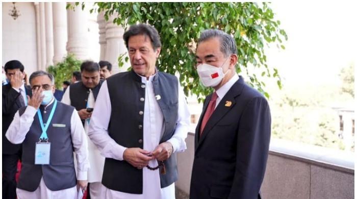 Int'l community should prevent humanitarian crisis in Afghanistan: PM Imran Khan