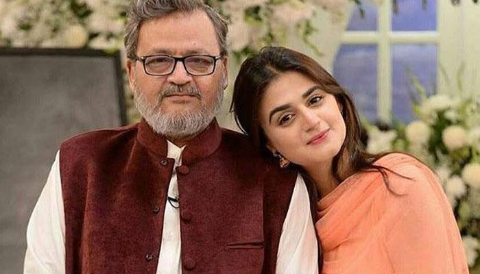 Hira Manis father passes away