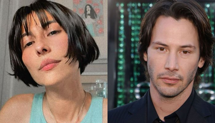 Netizen compares Meesha Shafi with Keanu Reeves, she is not mad