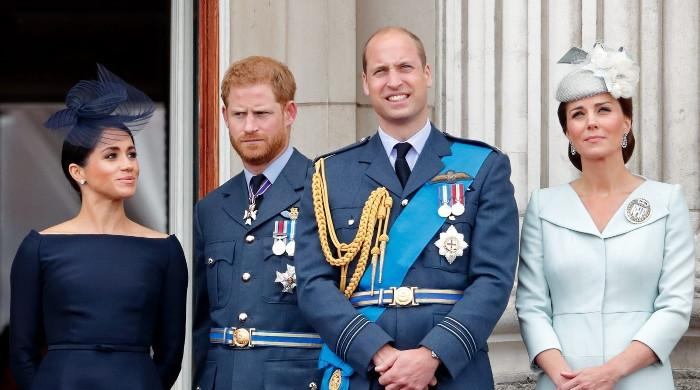 Kate and William 'anxious' over Meghan, Harry's 'airbrushed' maagzine photos