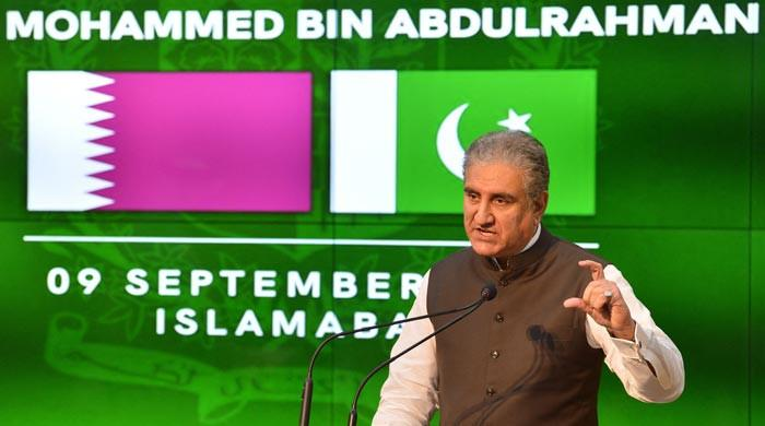 FM Qureshi to visit UK to discuss Afghanistan, other issues