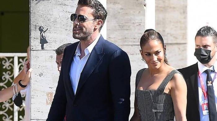 Jennifer Lopez dubs Venice getaway with Ben Affleck 'magical' in rare footage