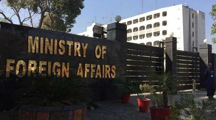 Pakistan not responsible for Ashraf Ghani's failure: FO to EU