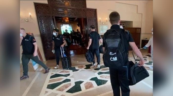 New Zealand cricket team leaves Pakistan after pulling out of tour