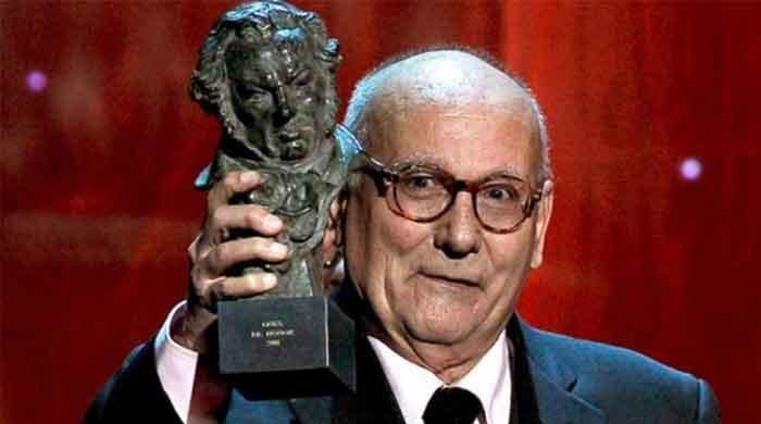 Spanish film director Mario Camus dies at 86