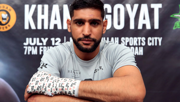 So disgusting, so disrespectful: Amir Khan on being removed from US flight