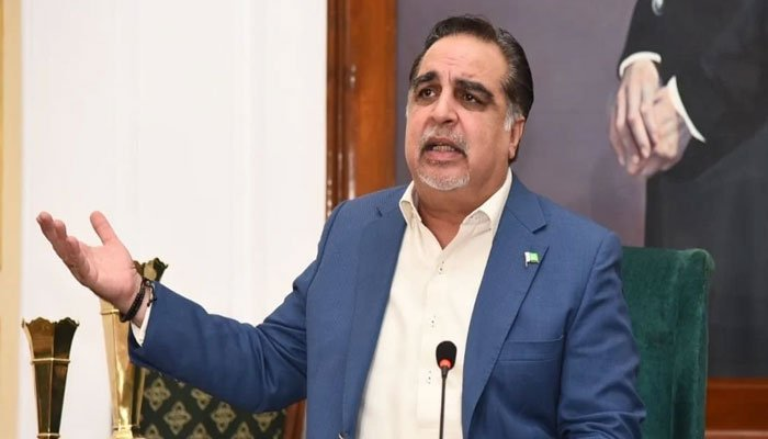 Sindh Governor Imran Ismail. Photo: file