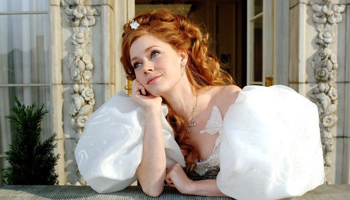 Amy Adams opens up about her role in her new film 'Disenchanted'