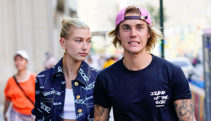 Hailey Baldwin slammed rumours making rounds about her marriage with Justin Bieber being on the rocks
