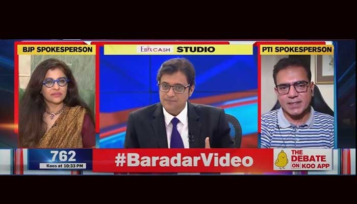 EXCLUSIVE: Belligerent Arnab Goswami caught lying about Serena Hotel in Kabul