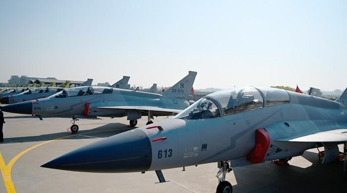 Argentina intends to buy 12 JF-17 Thunder jets from Pakistan