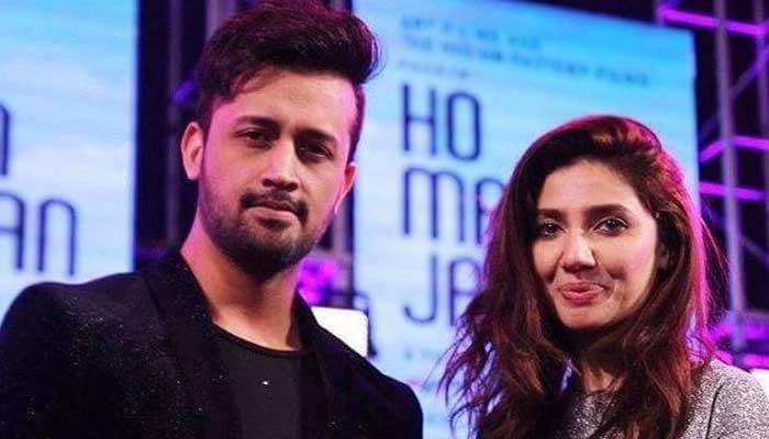Mahira Khan, Atif Aslam coming together for 'Ajnabi' after 10 years