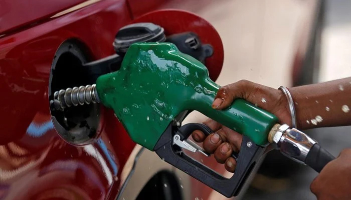 Last week, the government increased the price of petrol by Rs5. Photo: Reuters