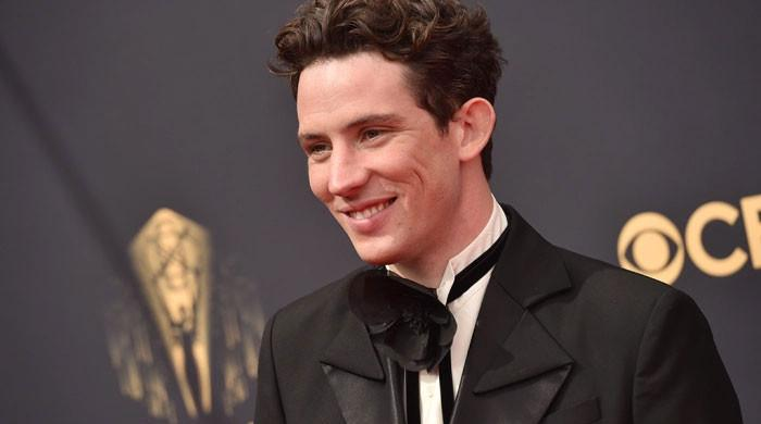 Josh O'Connor wins best drama actor Emmy for Prince Charles role in 'The Crown'