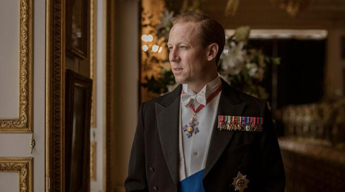 'The Crown': Tobias Menzies bags Emmy for his role as Prince Philip