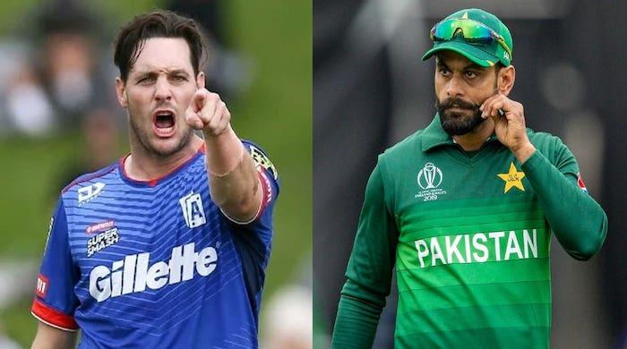 Don't blame players for NZ's tour cancellation: McClenaghan responds to Hafeez's trolling