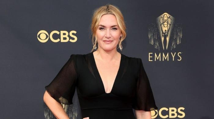 Kate Winslet delivers impassioned speech after winning coveted Emmy honour